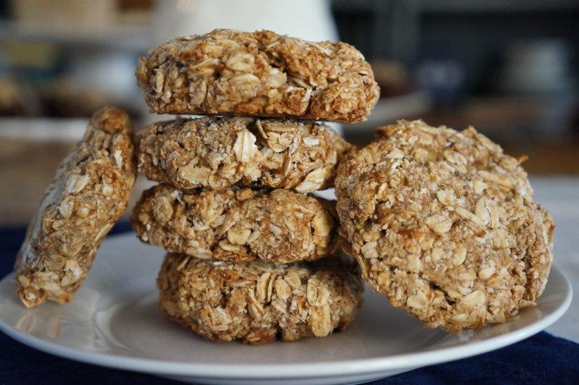 Cookies de cocô ebanana
